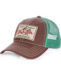 Wrangler Men's American Cowboys Ball Cap, , hi-res