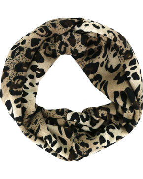 Shyanne® Women's Animal Print Headband, Leopard, hi-res