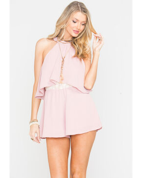 Sage the LabelWomen's Playa Romper , Mauve, hi-res