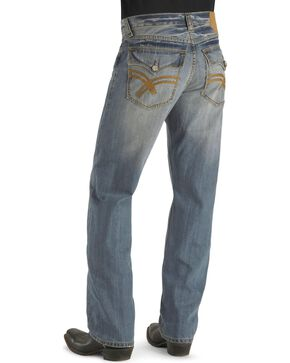 Tin Haul Regular Joe Flap Pocket Jeans, Blue, hi-res