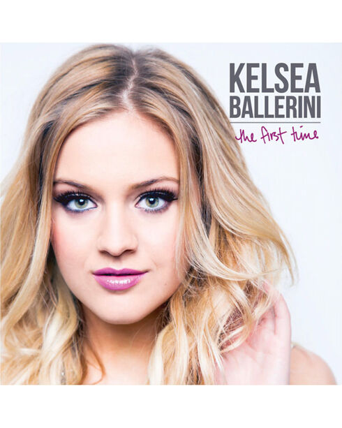 Kelsea Ballerini The First Time, No Color, hi-res