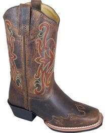 Smoky Mountain Youth Boys' Rialto Western Boots - Square Toe, , hi-res
