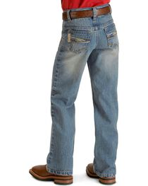 Cinch ® Boys' Tanner Slim Cut Jeans - 8-18 , , hi-res