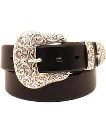 Ariat Women's 3 Piece Buckle Set Western Belt , , hi-res
