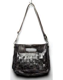 Bed Stu Women's Orchid Black Rustic Shoulder Bag, , hi-res