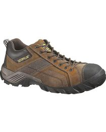 Caterpillar Argon Lace-Up Work Shoes - Composition Toe, , hi-res