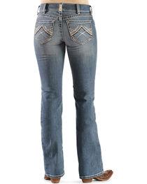 Ariat Women's Rainstorm Boot Cut Riding Jeans, , hi-res