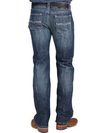 Rock & Roll Cowboy Men's Pistol Straight Leg Jeans, , hi-res