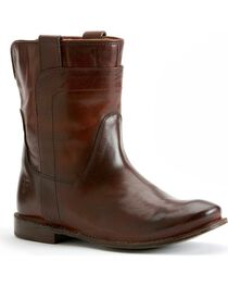 Frye Women's Paige Short Riding Boots - Round Toe, , hi-res