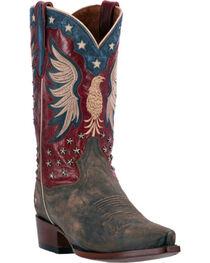 Dan Post Men's Bountiful Western Boots, , hi-res