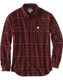 Carhartt Men's Trumbull Plaid Shirt - Tall , , hi-res