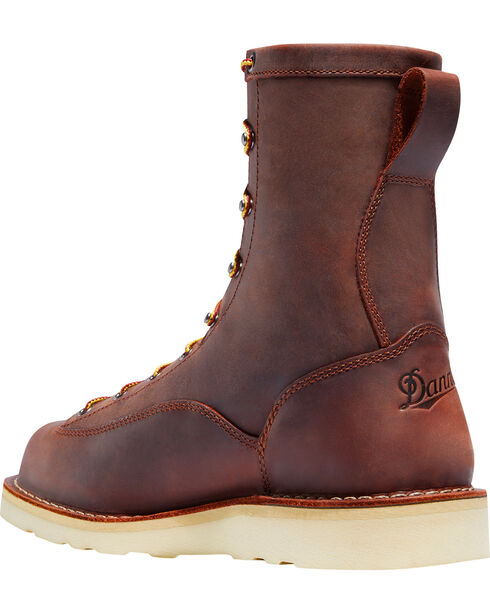 Danner Unisex Desert Acadia Insulated Military Boots, Brown, hi-res