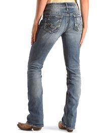 Silver Women's Indigo Suki Slim Boot Jeans - Boot Cut, , hi-res