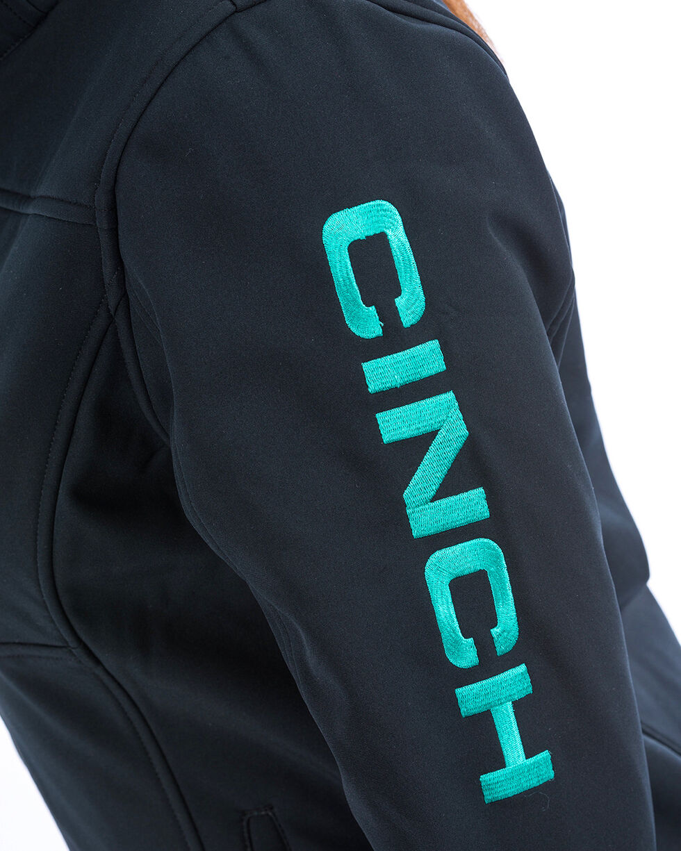 Cinch Women's Black Bonded Concealed Carry Jacket , , hi-res
