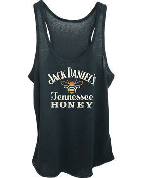 Jack Daniel's Tennessee Honey Tank, Grey, hi-res