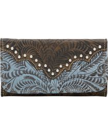 American West Annie's Secret Tri-fold Wallet, , hi-res