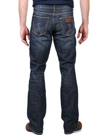 Wrangler Men's Retro Relaxed Fit Boot Cut Jeans , , hi-res