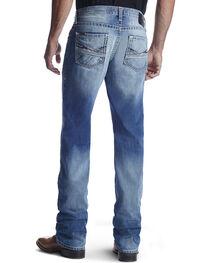 Ariat Men's M5 Lefty Ashwood Straight Leg Jeans, , hi-res