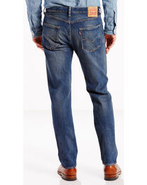 Levi's Men's 501 Original Fit Stretch Jeans, , hi-res