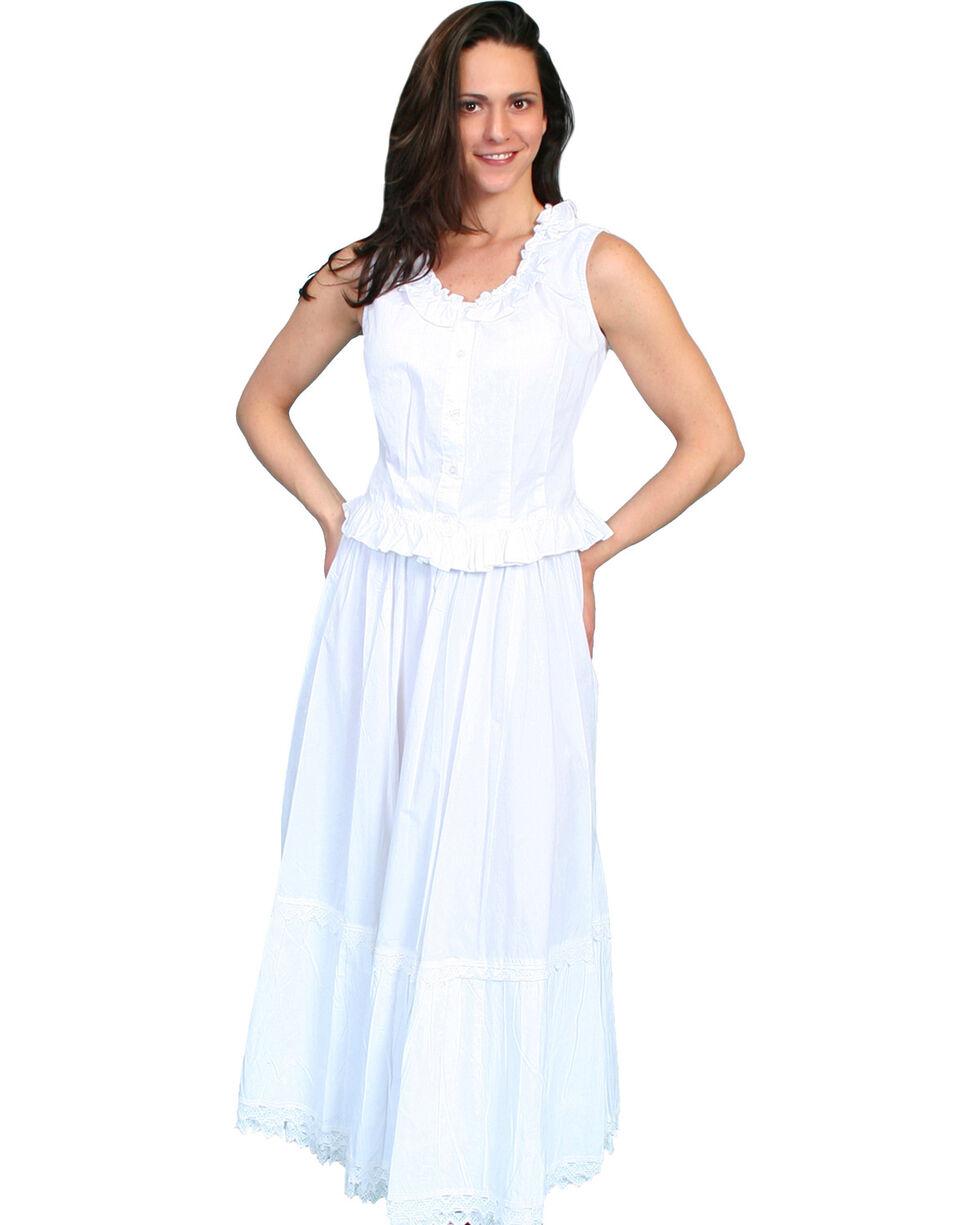 Rangewear by Scully Women's Petticoat, White, hi-res