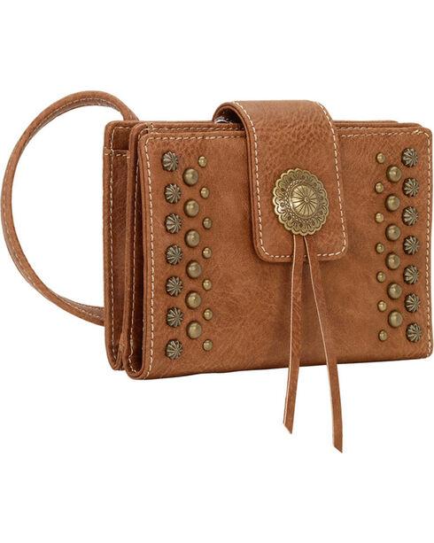 Bandana Women's Game Girl Crossbody Wallet, , hi-res