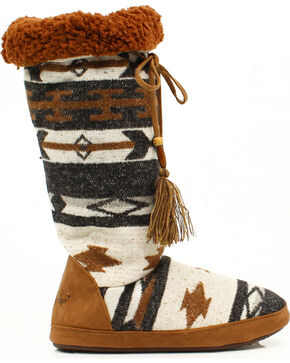 Blazin Roxx Women's Western Juno Slipper Boots , Multi, hi-res