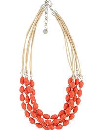 Montana Silversmiths Women's Sunset Quartet Necklace , , hi-res