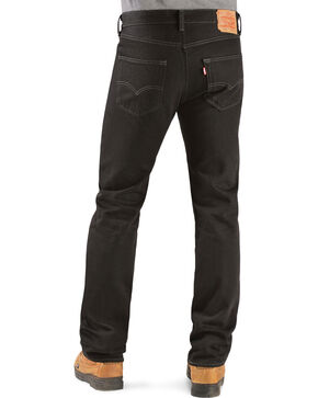 Levi's 501 Original Fit Jeans - Big & Tall, Black, hi-res