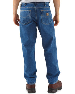 Carhartt Men's Relaxed Fit Jeans, Dark Stone, hi-res