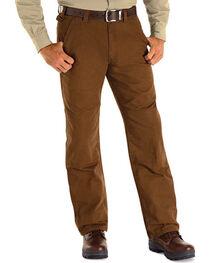 Red Kap Brown MIMIX Utility Work Jeans, , hi-res