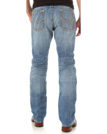 Wrangler Rock 47 Men's Indigo Denim Jeans - Slim Fit, , hi-res