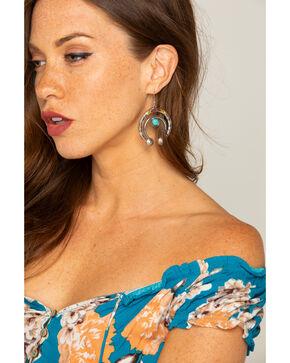 Shyanne Women's Fiesta Crescent Earrings, Multi, hi-res