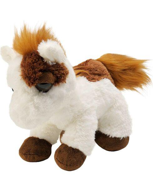 Aurora Dreamy Eyes Pony Plush, White, hi-res