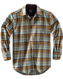 Pendleton Men's Bronze Ombre Lodge Shirt , , hi-res