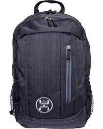 HOOey Logic Backpack, Black, hi-res