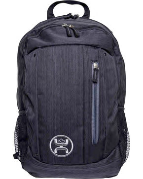 HOOey Logic Backpack, Black, hi-res