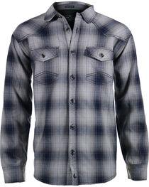Cody James® Men's Whistler Plaid Flannel, , hi-res