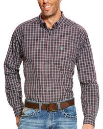 Ariat Men's Pro Series Aubrey Performance Long Sleeve Button Down Shirt, , hi-res