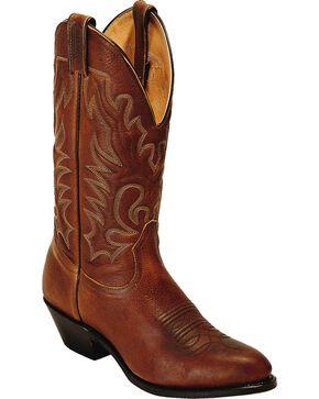 """Boulet Men's 13"""" Challenger Cowboy Boots, Sand, hi-res"""