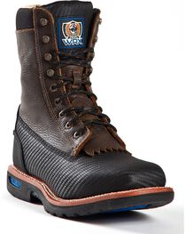 Cinch Men's Rod Patrick WRX Grader Work Boots, , hi-res