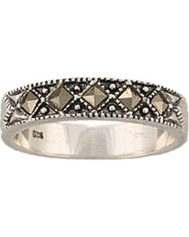 Montana Silversmiths Women's Sparks Will Fly Ring, , hi-res