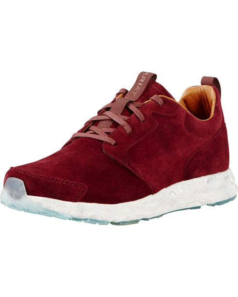 Ariat Women's Red Fusion Sneakers, Red, hi-res