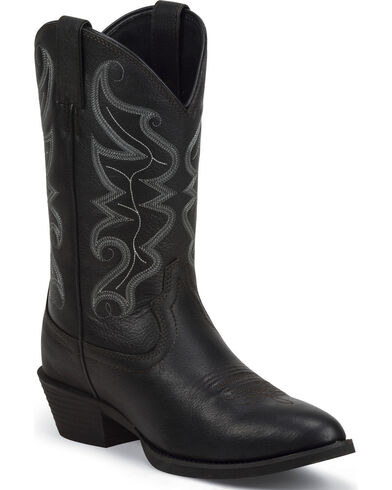 Justin Men S Stampede All Star Western Boots Boot Barn