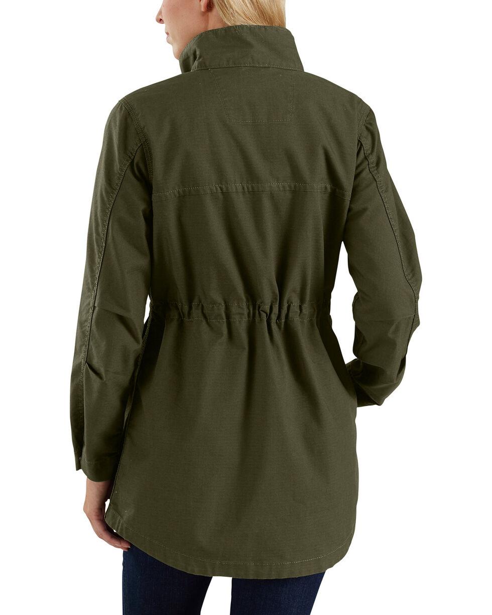 Carhartt Women's Smithville Jacket , Olive, hi-res