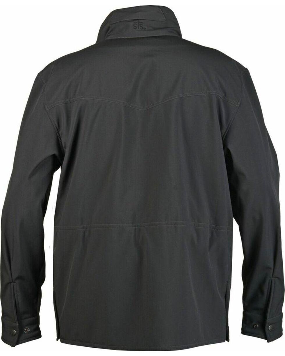 STS Ranchwear Men's Brazos Jacket - 4XL, Gunmetal, hi-res