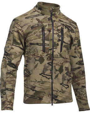Under Armour Men's Ridge Reaper Mid Season Wool Jacket, Camouflage, hi-res