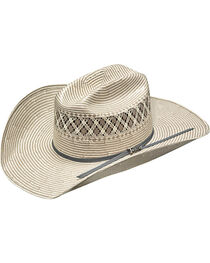Twister Men's Ivory 20X Shantung Hat , , hi-res