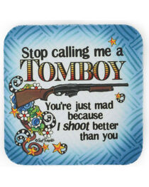 Suzy Toronto Neoprene Tomboy Coaster, , hi-res