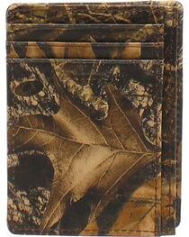 Nocona Camo Card Case Wallet, , hi-res