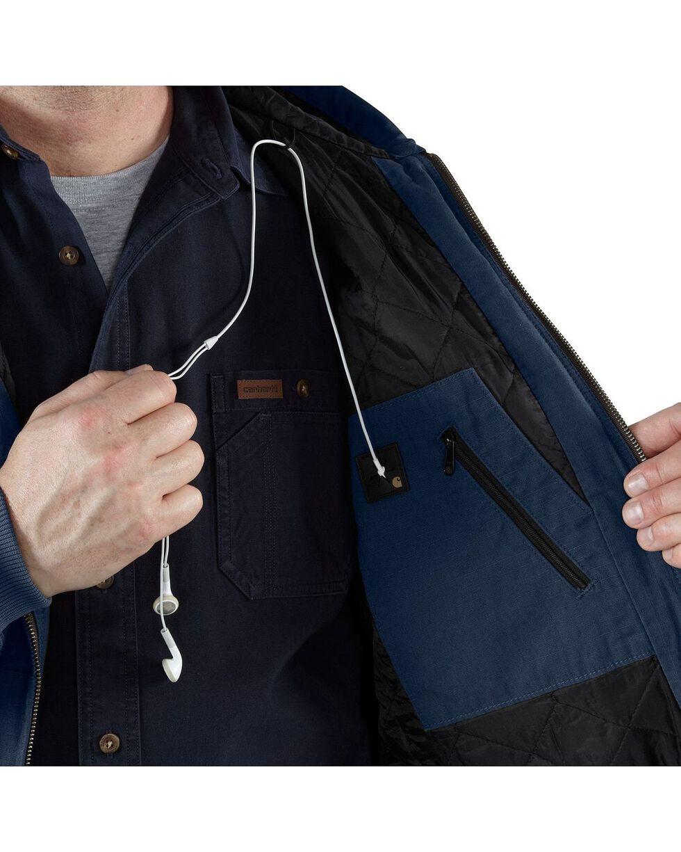 Carhartt Auburn University Sandstone Active Jacket, Navy, hi-res